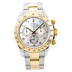 Rolex Daytona 116523 18k TwoTone Factory MOP Dial Automatic Men's Watch