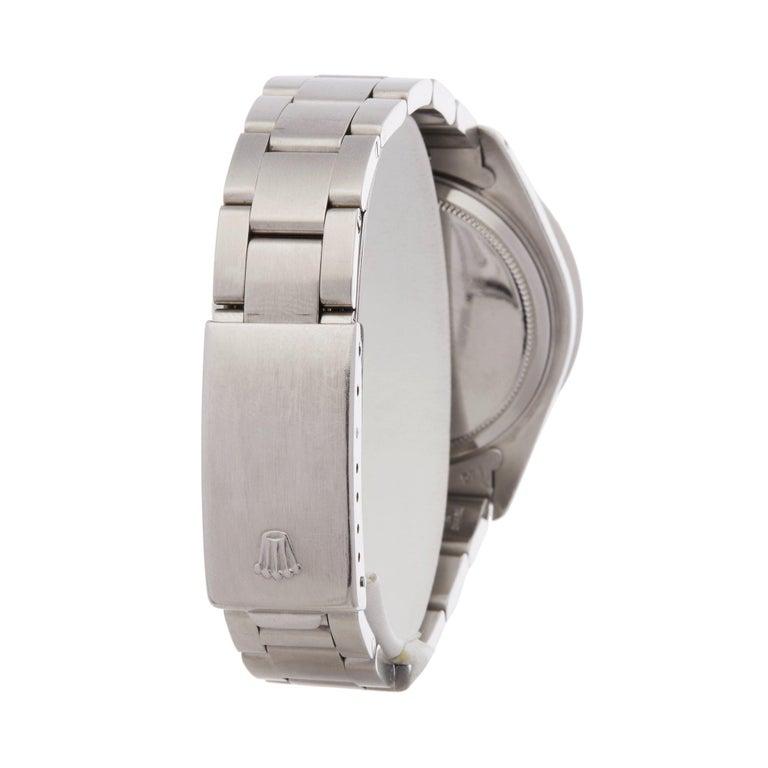 Rolex Daytona 6263 Men's Stainless Steel Watch For Sale 2