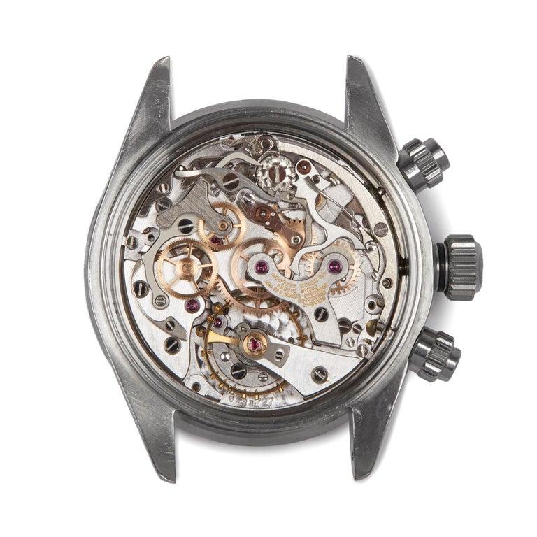 Rolex Daytona 6263 Men's Stainless Steel Watch For Sale 5