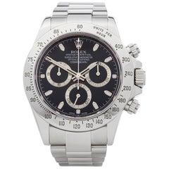 Rolex Daytona APH Dial Chronograph Stainless Steel 116520 Wristwatch