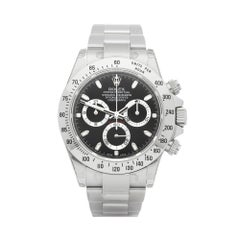 Rolex Daytona Chromalight NOS Stainless Steel 116520