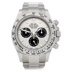 Rolex Daytona Chronograph 18 Karat White Gold 116509 Wristwatch