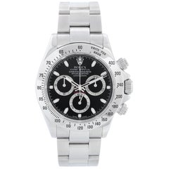 Rolex Daytona Chronograph Function Men's Stainless Steel Watch 116520