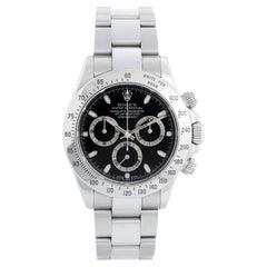 Rolex Daytona Chronograph Function Men's Stainless Steel Watch 116520
