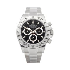 Rolex Daytona Chronograph NOS Stainless Steel 116520