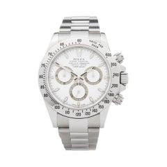 Rolex Daytona Chronograph Stainless Steel 16520 Wristwatch