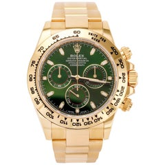 Rolex Daytona Cosmograph Yellow Gold '116508'