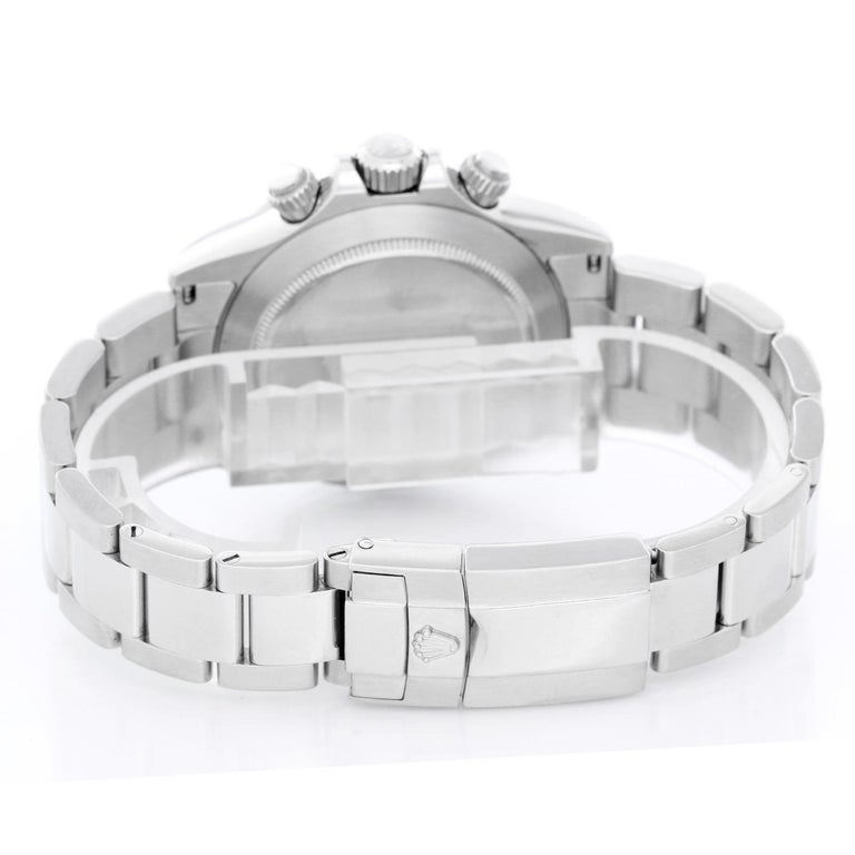 Rolex Daytona Men's Chronograph Watch 116520 For Sale 1