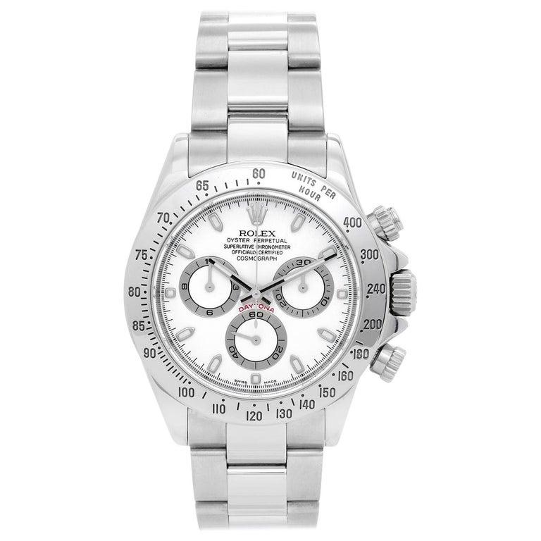 Rolex Daytona Men's Chronograph Watch 116520 For Sale