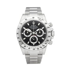 Rolex Daytona NOS Chronograph Stainless Steel 116520