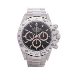 Rolex Daytona Patrizzi Stainless Steel 16520 Wristwatch