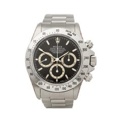 Rolex Daytona Patrizzi Stainless Steel 16520 Genst Wristwatch