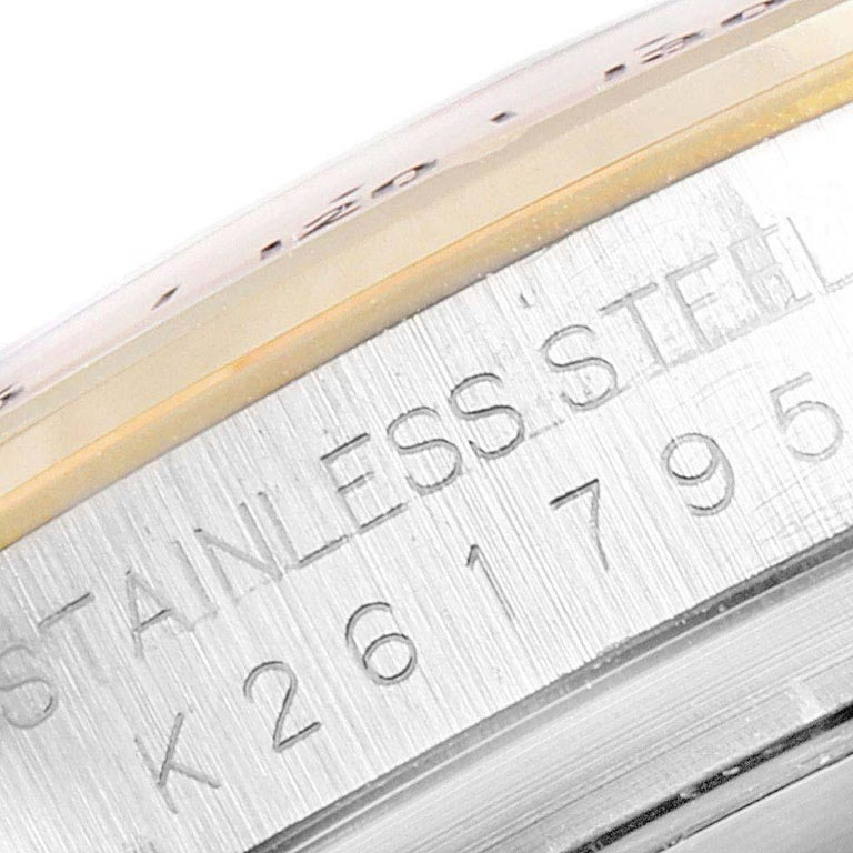 Rolex Daytona Paul Newman Dial Steel Yellow Gold Men's Watch 116523 For Sale 5