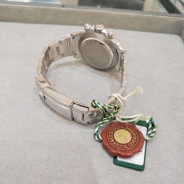 Rolex Daytona Ref 116509 Panda Dial White Gold Chronograph Wristwatch 1