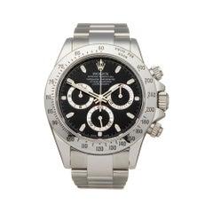 Rolex Daytona Stainless Steel 116520 Wristwatch