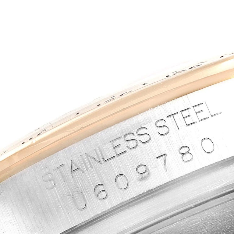 Rolex Daytona Steel Yellow Gold Men's Watch 16523 Box For Sale 3