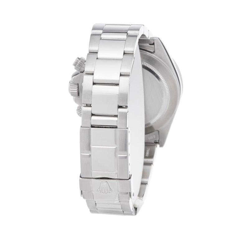 Rolex Daytona Zenith Chronograph Stainless Steel 16520 For Sale 1