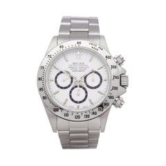Rolex Daytona Zenith Inverted 6 Chronograph Stainless Steel 16520