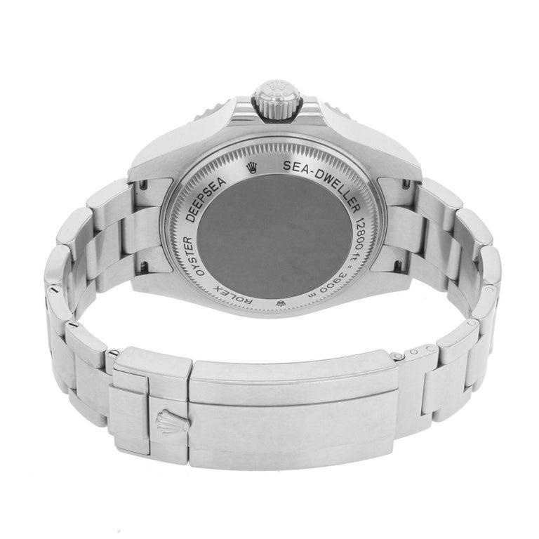 Rolex Deepsea Sea-Dweller 116660 Black Dial Steel Automatic Men's Watch 2009 1