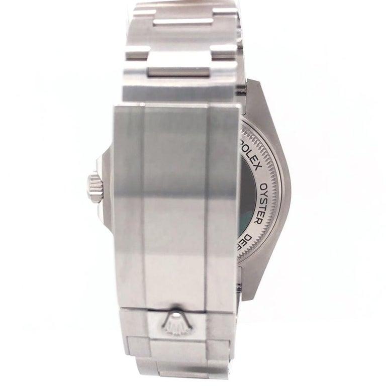 Rolex Deepsea Sea-Dweller Oyster Perpetual 44 Black Dial Steel Mens Watch 126660 3