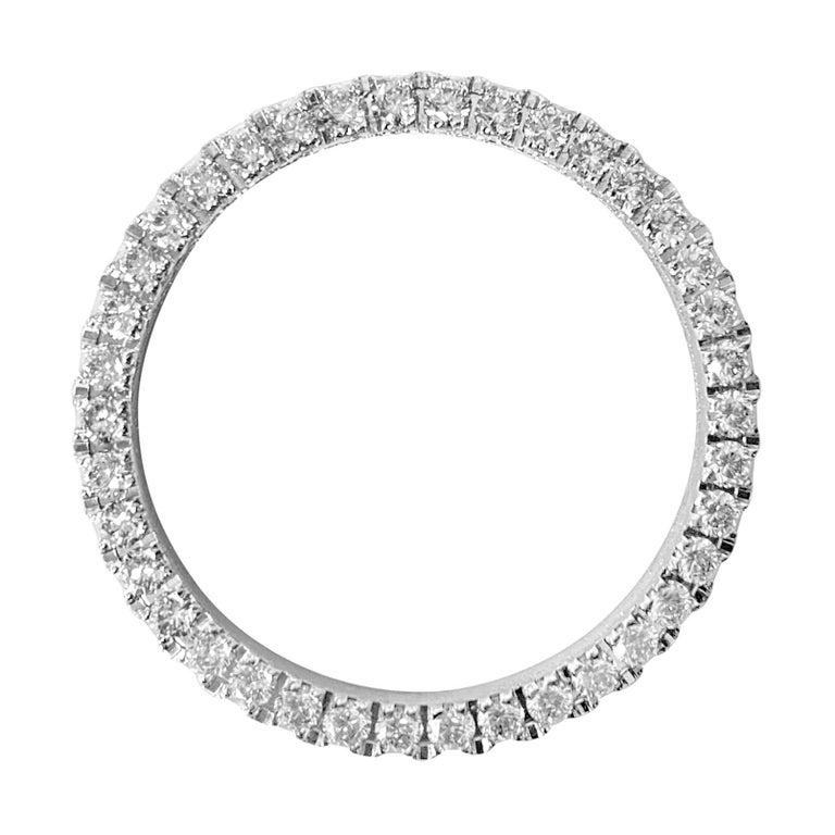 Rolex Diamond Bezel, 2.50ct VVS Diamonds For Sale