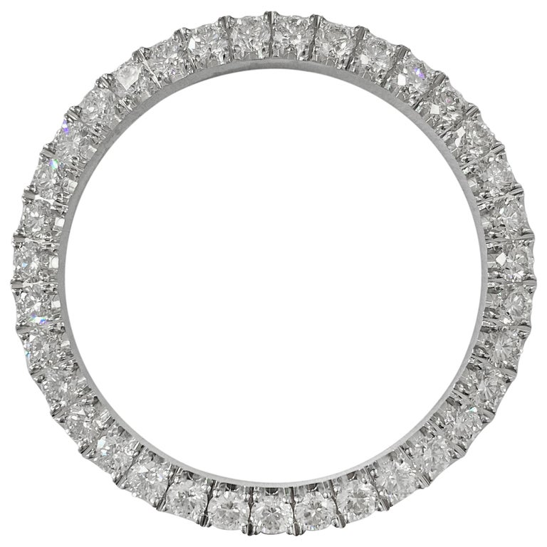 Rolex Diamond Bezel Stainless Steel For Sale