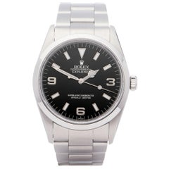 Rolex Explorer 0 14270 Men Stainless Steel 0 Watch