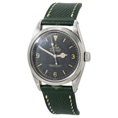 Rolex Explorer 1016 Tropical Gilt Chapter Ring Dial Automatic Mens Watch