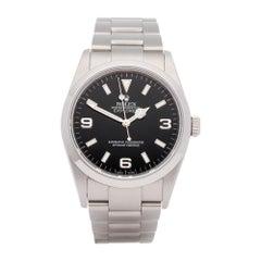Rolex Explorer 114270 Men's Stainless Steel Watch
