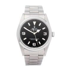 Rolex Explorer 14270 Men Stainless Steel Watch