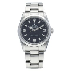 Rolex Explorer 14270 Tritium Dial Men's Watch