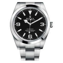 Rolex Explorer 214270, Case, Certified and Warranty