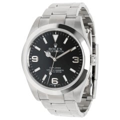 Rolex Explorer 214270 Men's Watch in Stainless Steel