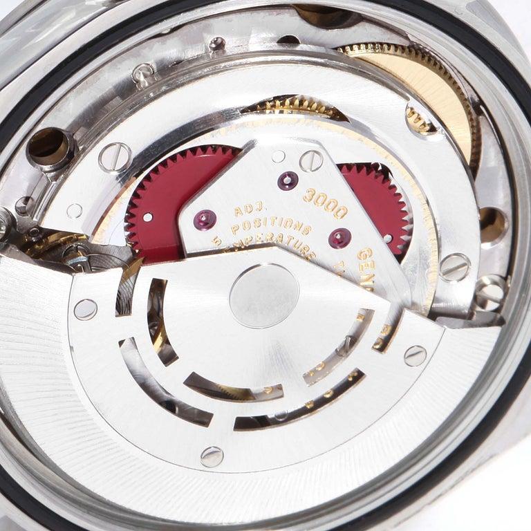 Rolex Explorer I Black Dial Automatic Steel Men's Watch 14270 2