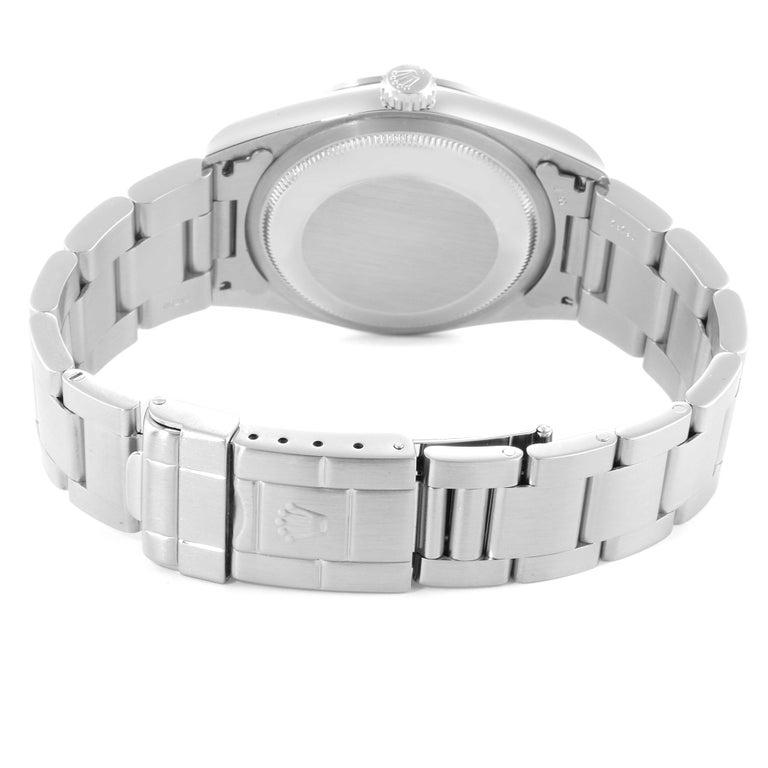 Rolex Explorer I Black Dial Automatic Steel Men's Watch 14270 5