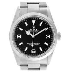 Rolex Explorer I Automatic Steel Men's Watch 14270