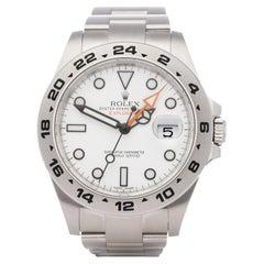 Rolex Explorer II 0 216570 Men's Stainless Steel 0 Watch