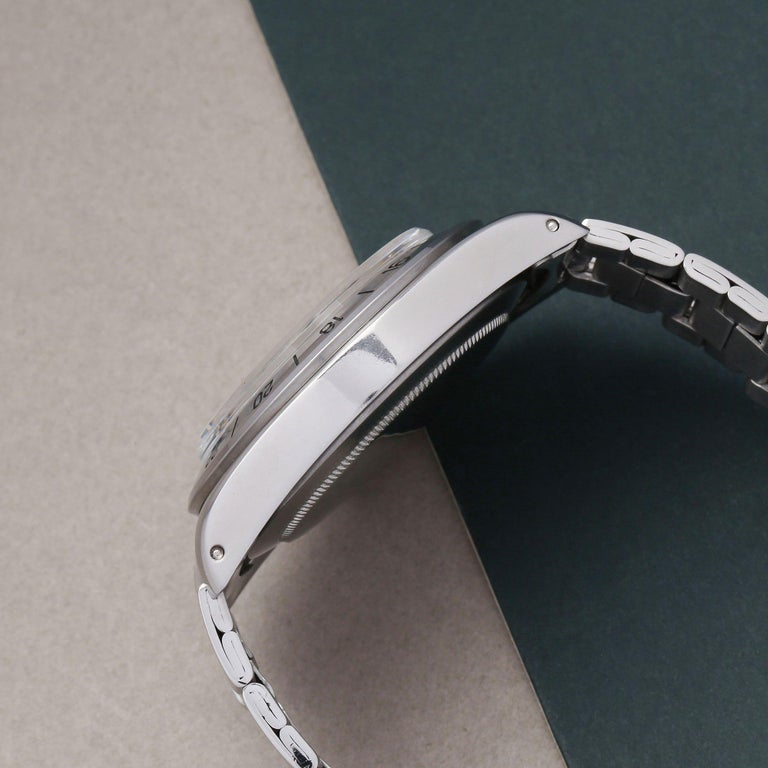 Men's Rolex Explorer II 0 3097674 Stainless Steel Deployant Not Recommended for Use in For Sale