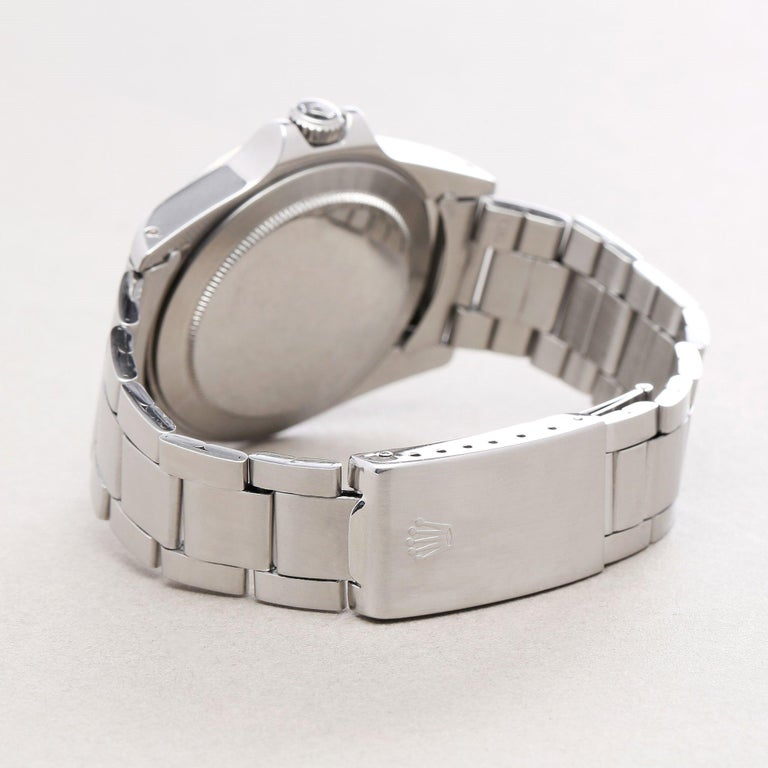 Rolex Explorer II 0 3097674 Stainless Steel Deployant Not Recommended for Use in For Sale 2