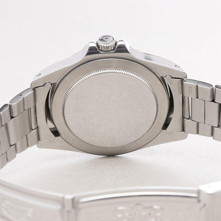 Rolex Explorer II 0 3097674 Stainless Steel Deployant Not Recommended for Use in For Sale 3