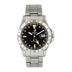 """Rolex Explorer II 1655 """"Steve McQueen"""" Men's Watch"""