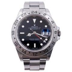 Rolex Explorer II 16570 Black Dial Stainless Steel 2006