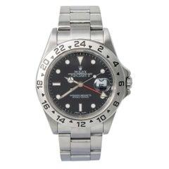 Rolex Explorer II 16570, Certified and Warranty