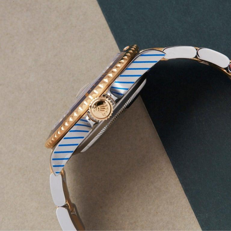 Rolex Submariner 16613 Men's Stainless Steel Watch For Sale 2