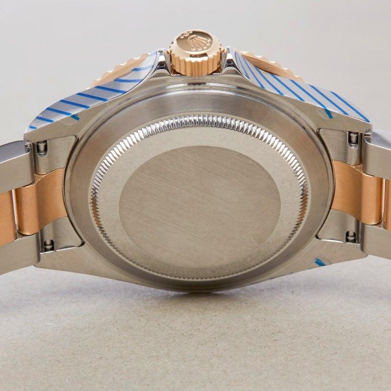 Rolex Submariner 16613 Men's Stainless Steel Watch For Sale 4
