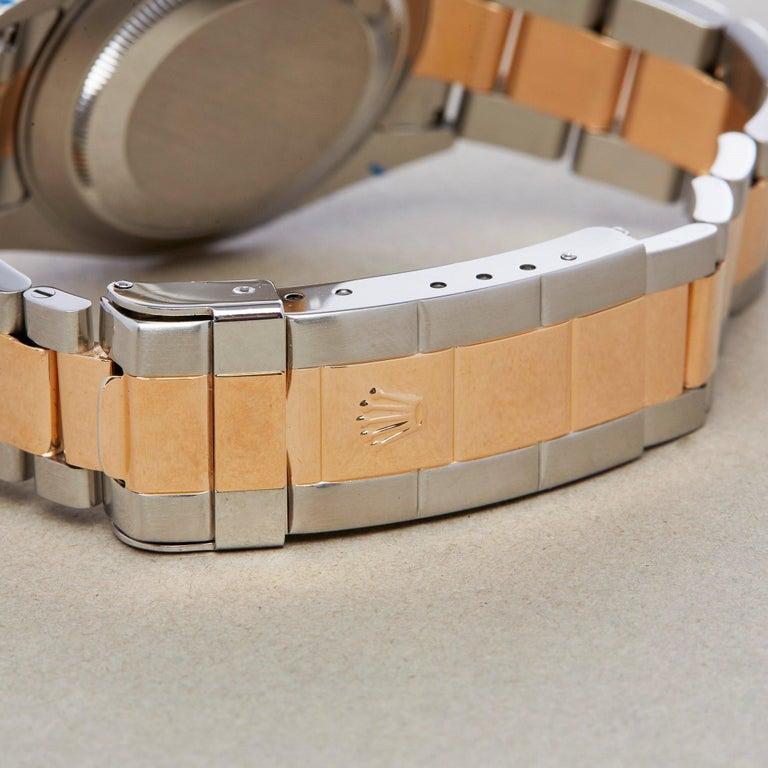 Rolex Submariner 16613 Men's Stainless Steel Watch For Sale 5