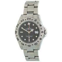 Rolex Explorer II 16570 Men's Watch Box Papers