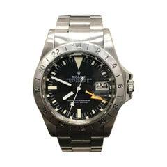 Rolex Explorer II 216570, Blue Dial, Certified and Warranty