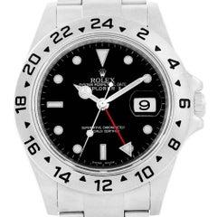 Rolex Explorer II 40 Parachrom Hairspring Steel Men's Watch 16570