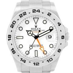 Rolex Explorer II Automatic Steel Men's Watch 216570 Box Card